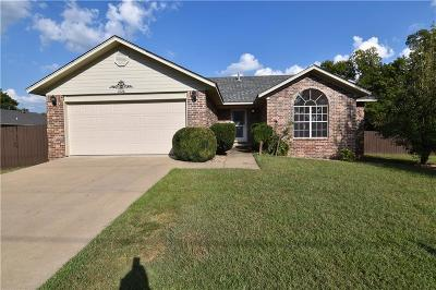 Fort Smith AR Single Family Home For Sale: $130,000