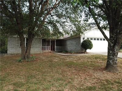 Van Buren Single Family Home For Sale: 2000 Woodwind WY