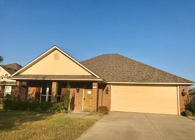 Fort Smith AR Single Family Home For Sale: $148,250