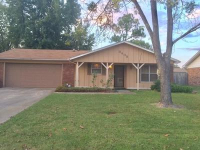 Fort Smith AR Single Family Home For Sale: $94,900