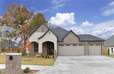 Fort Smith AR Single Family Home For Sale: $369,900