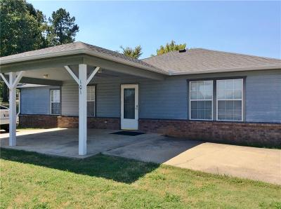Poteau Single Family Home For Sale: 101 Myra LN