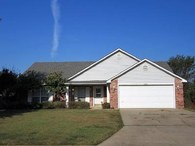 Van Buren Single Family Home For Sale: 2505 Pearl BLVD