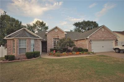 Greenwood Single Family Home For Sale: 1440 Whippoorwill DR