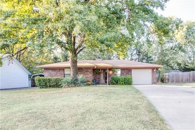 Alma Single Family Home For Sale: 224 Country Lane DR