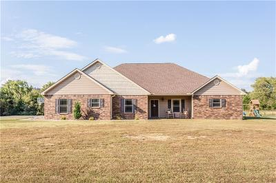 Muldrow Single Family Home For Sale: 909 Cherokee RD