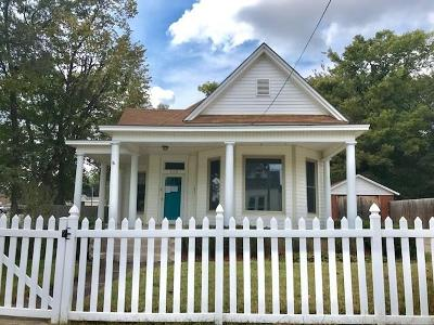 Van Buren Single Family Home For Sale: 405 N 13th ST