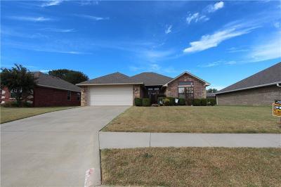 Alma Single Family Home For Sale: 1232 Big Oak DR
