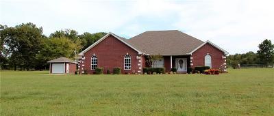 Van Buren Single Family Home For Sale: 112 Sunnyside RD