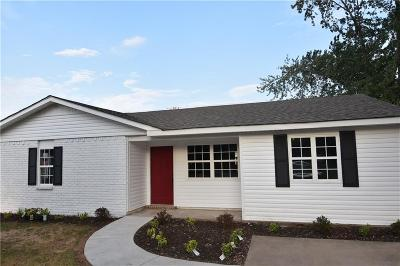Fort Smith Single Family Home For Sale: 8417 35th TER