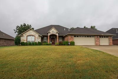 Van Buren Single Family Home For Sale: 1308 Timberland DR