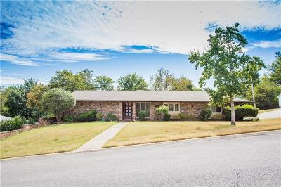 Fort Smith Single Family Home For Sale: 3000 Beverley DR