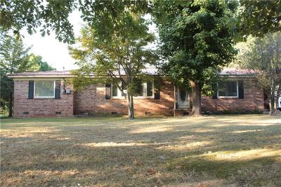 Fort Smith Single Family Home For Sale: 823 Cavanaugh RD