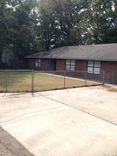 Van Buren Single Family Home For Sale: 509 26th ST