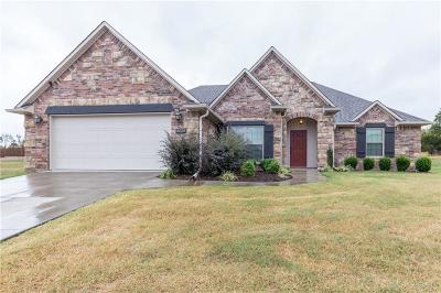 Fort Smith Single Family Home For Sale: 8020 Big Oak DR