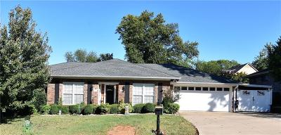 Fort Smith Single Family Home For Sale: 2307 W Wedgewood BLVD