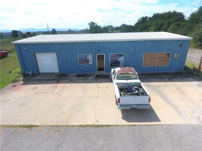 Poteau Commercial For Sale: TBD Old Hwy 112
