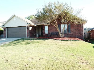 Fort Smith Single Family Home For Sale: 5612 Chapen DR