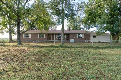 Van Buren Single Family Home For Sale: 2521 New Town RD