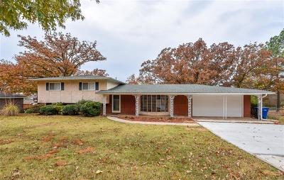 Muldrow Single Family Home For Sale: 902 Woodland ST