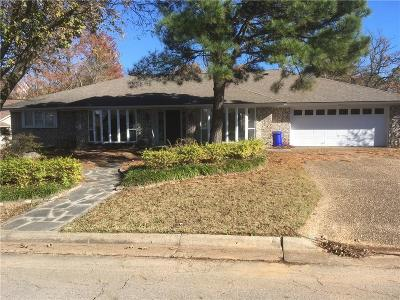 Fort Smith Single Family Home For Sale: 2107 Camelot DR