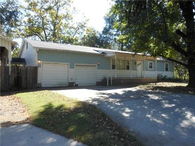 Fort Smith Single Family Home For Sale: 4600 N 33rd ST