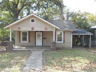 Fort Smith Single Family Home For Sale: 1614 Lexington AVE