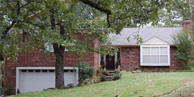 Greenwood Single Family Home For Sale: 1228 Hidden Valley WY