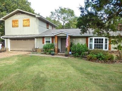 Cedarville Single Family Home For Sale: 9400 Cherokee Acres RD