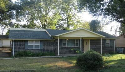 Fort Smith Single Family Home For Sale: 712 Williams ST