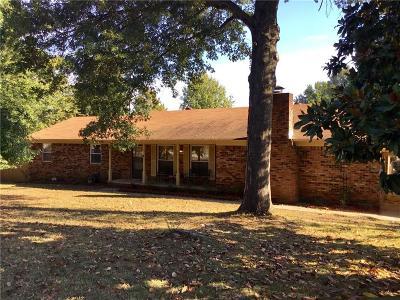 Van Buren Single Family Home For Sale: 1 Hilltop PL