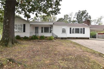 Fort Smith Single Family Home For Sale: 4600 Kinkead AVE