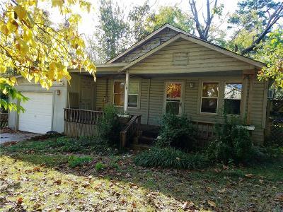 Van Buren Single Family Home For Sale: 1117 N 24th ST