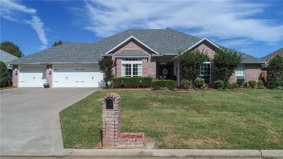 Fort Smith Single Family Home For Sale: 1601 Wheaton TRACE
