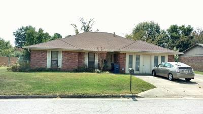 Fort Smith Single Family Home For Sale: 6214 Carthage ST