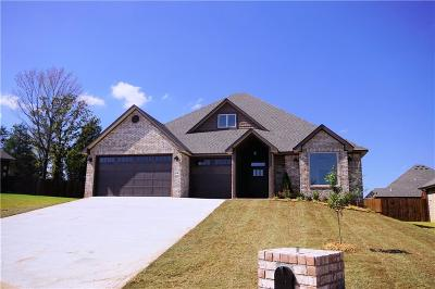 Fort Smith Single Family Home For Sale: 12408 Havishum CT