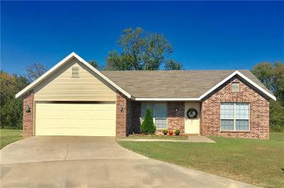 Fort Smith Single Family Home For Sale: 7605 Huntington