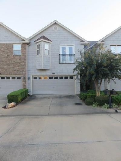 Fort Smith Condo/Townhouse For Sale: 8414 Hannah CT