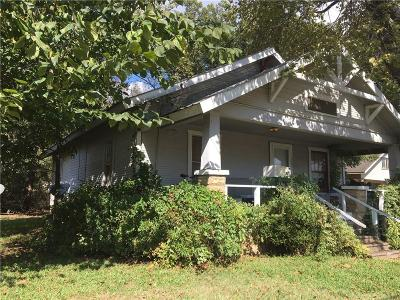 Poteau Single Family Home For Sale: 203 N Church