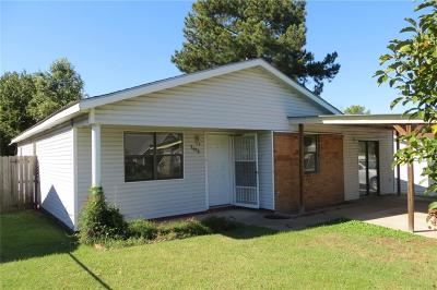 Fort Smith Single Family Home For Sale: 1913 N 35th ST