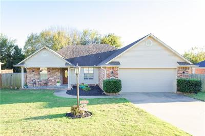 Fort Smith Single Family Home For Sale: 9804 East Pointe DR