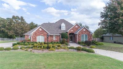 Fort Smith Single Family Home For Sale: 11207 Maple Park DR