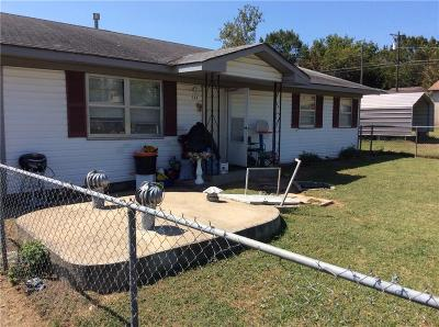 Poteau Single Family Home For Sale: 706 Parker AVE