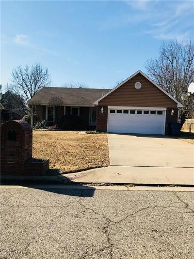 Fort Smith Single Family Home For Sale: 5408 S 93rd CIR