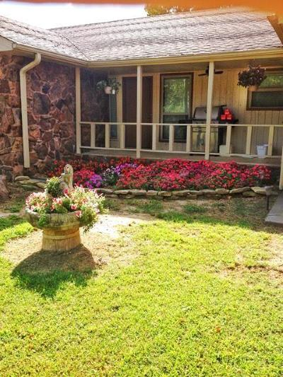 Vian Single Family Home For Sale: 96808 4515 RD