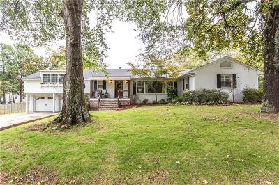 Fort Smith Single Family Home For Sale: 1525 S 37th ST