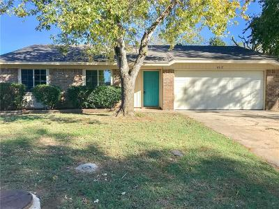 Fort Smith Single Family Home For Sale: 8517 S 31st TER