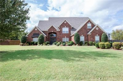 Fort Smith Single Family Home For Sale: 12008 Maple Park DR