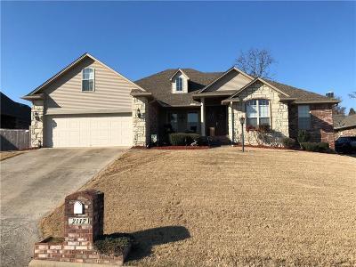 Van Buren Single Family Home For Sale: 2117 Parkway CIR