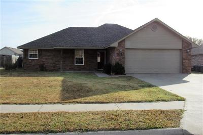 Alma Single Family Home For Sale: 1674 Julie LN